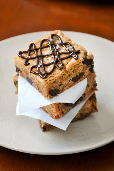 Chocolate Chip Cookie Bars Image