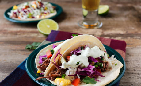 Shredded Beef Tacos: Slow Cooker Star
