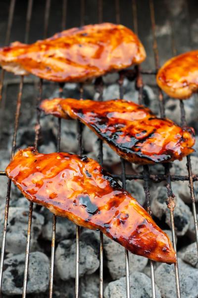 Gluten Free Teriyaki Chicken Picture