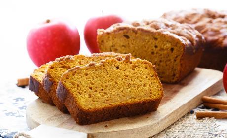 Apple Pumpkin Bread Recipe