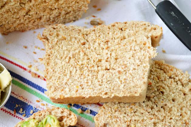 Three Seed Breakfast Bread Photo