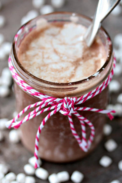 Nutella Hot Chocolate Picture
