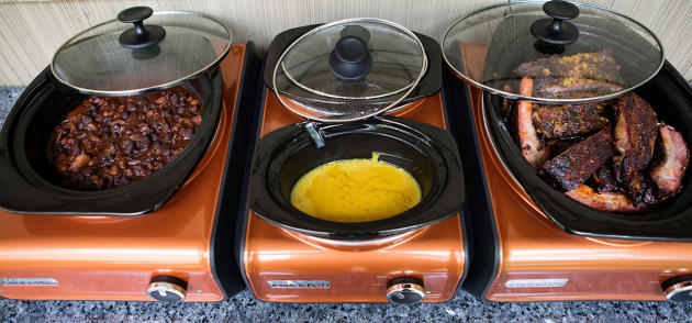 Crock Pot Baked Beans Image