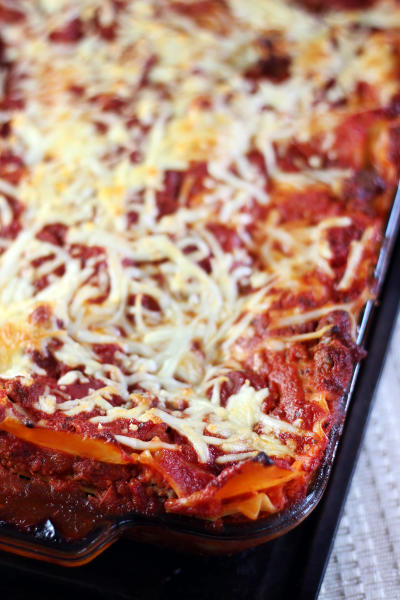 Ina Garten Lasagna Picture