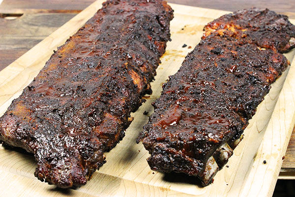 how to cook pork ribs boil then grill