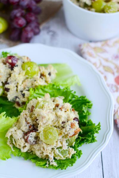 Paleo Chicken Salad Picture
