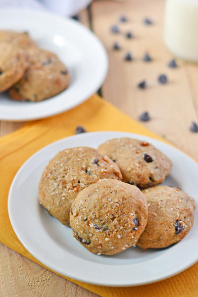 Sweet Potato Cookies Picture