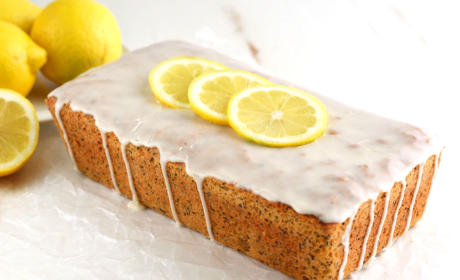 Gluten Free Lemon Poppyseed Bread Recipe