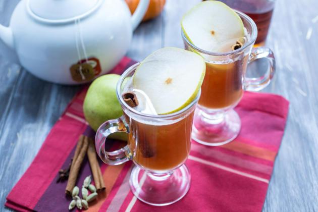 Pear Chai Toddy Photo