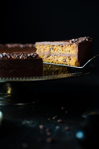 Paleo Banana Bread Cake Picture