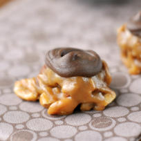 Chocolate Caramel Candy Recipe