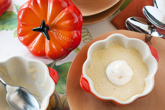 Maple Pots de Creme & Le Creuset Giveaway! - Food Fanatic