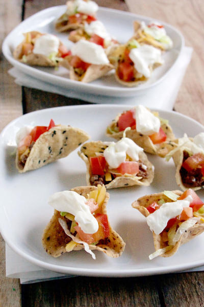 Taco Appetizers Image