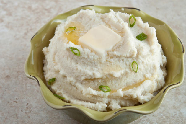 Cauliflower Mashed Potatoes Photo