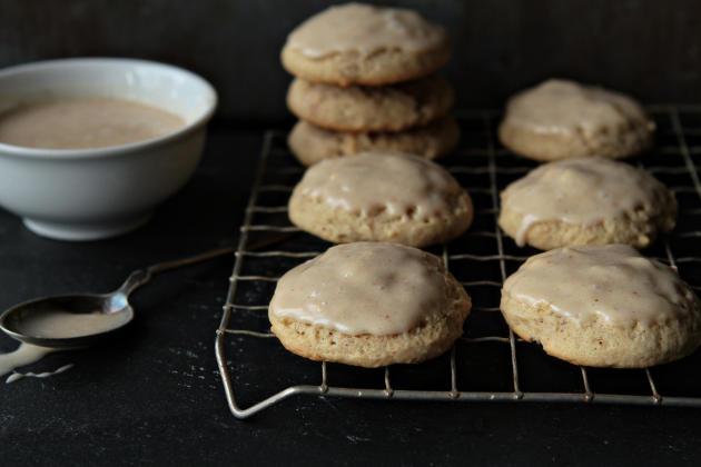 Eggnog Cookies Photo