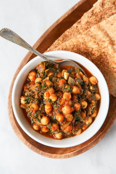 Chana Masala for Two Picture