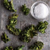 Kale Chips Recipe