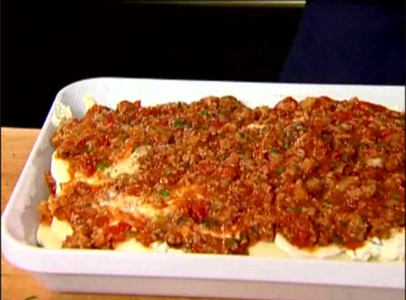 Barefoot contessa turkey lasagna recipe food fanatic Barefoot contessa recipes