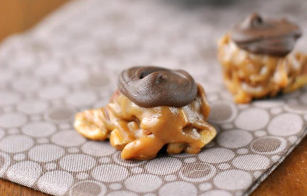 Chocolate Caramel Candy Photo