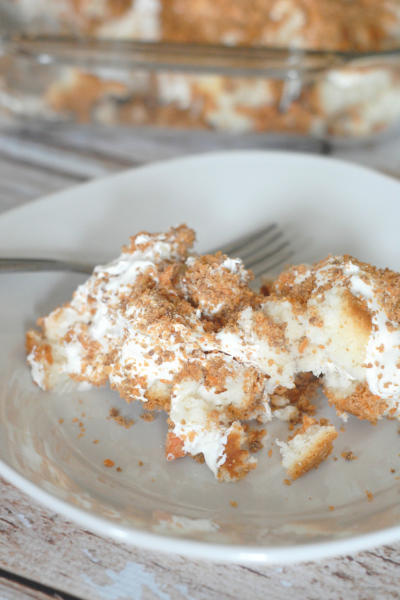 Butterfinger Cake Picture