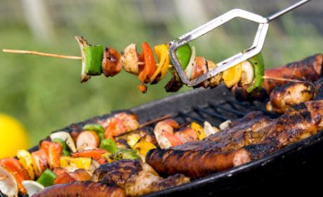 6 Tips for Healthy Meals on the Grill