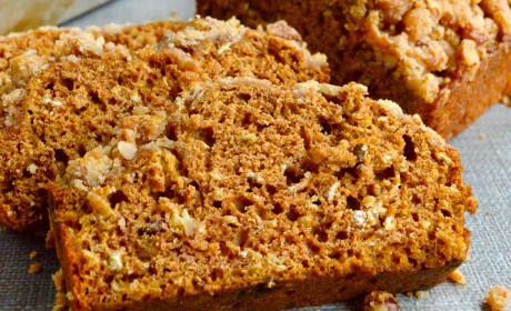 Healthy Sweet Potato Crunch Bread