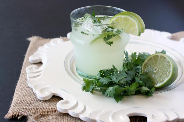 Lime Vodka Photo