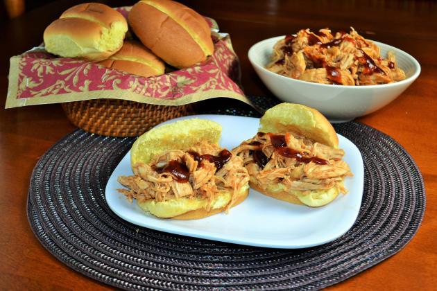 Hawaiian Crockpot Chicken Picture