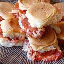 Pizza Sliders Recipe