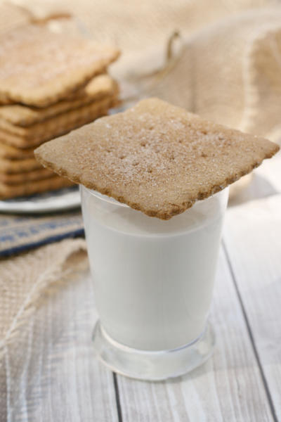 Homemade Graham Crackers Picture