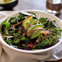 Roasted Beet & Avocado Salad Recipe