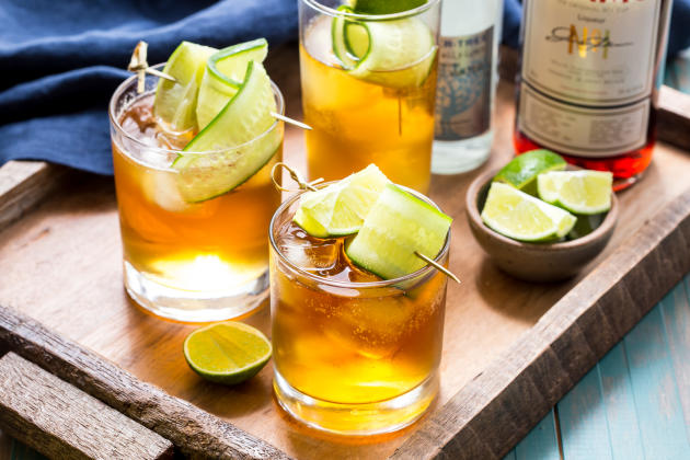 Pimm's and Tonic Photo