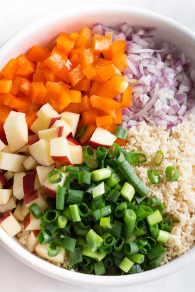 Easy Couscous Salad Picture