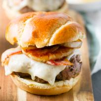 Hawaiian Burger Recipe