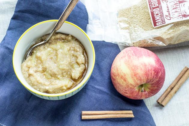 Amaranth Porridge Photo