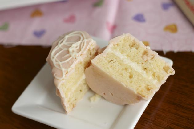 Little Debbie Valentine Cakes Image