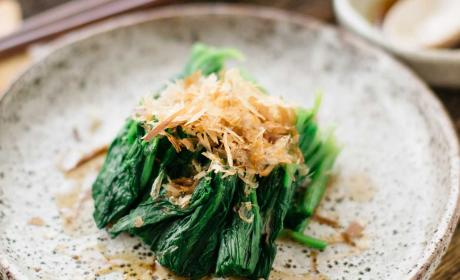 Spinach Ohitashi Recipe