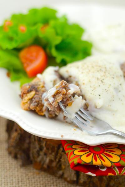 Gluten Free Chicken Fried Steak Image