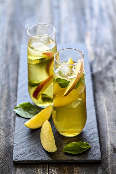 Green Tea Cocktail Pic
