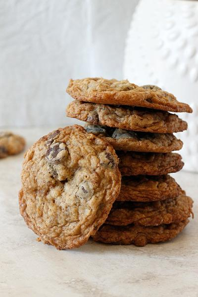 Oatmeal Coconut Chocolate Chip Cookies Picture