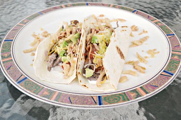 Steak Tacos Photo