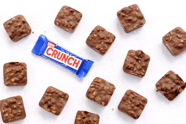Homemade Nestle Crunch Photo
