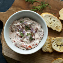 Smoked Salmon Dip Recipe