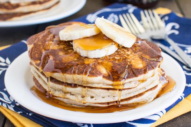 Easy Banana Pancakes Photo