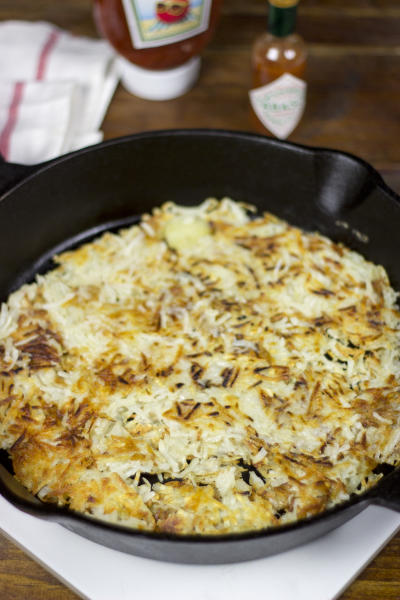 Homemade Hash Browns Image