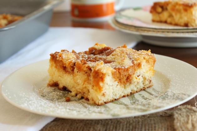 Pumpkin Cake Picture