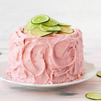 Strawberry Limeade Cake Recipe