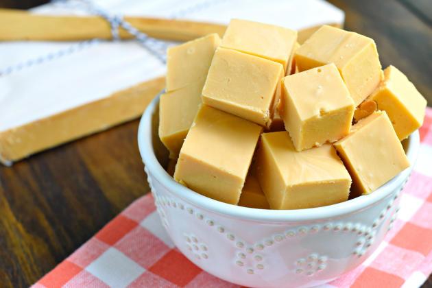 Butterscotch Fudge Photo