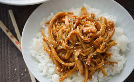 Crock Pot Teriyaki Chicken Recipe