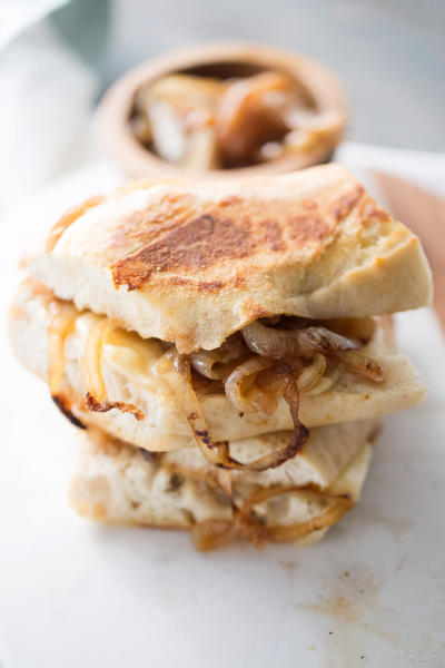 French Onion Sandwich Image